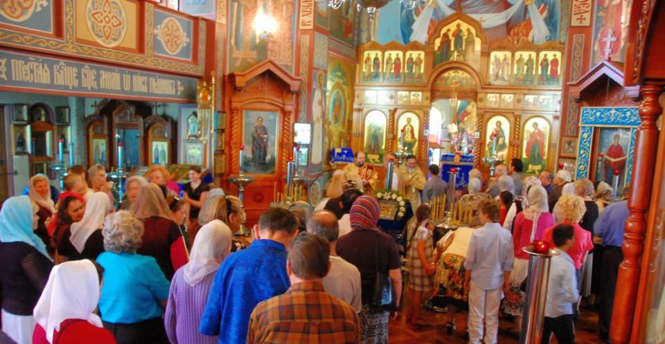 Ortodokse kerkdienste